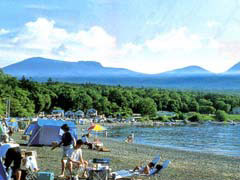 モーラップ キャンプ 場