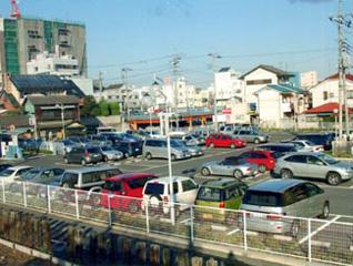 カゴメ駐車場|館林市|駐車場